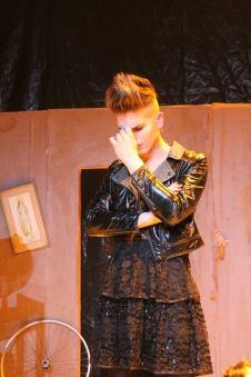 Players Theatre: Mercury Fur, 2015